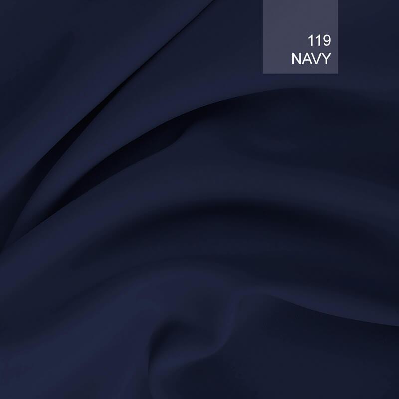 Tkanina zaciemniająca blackout navy119