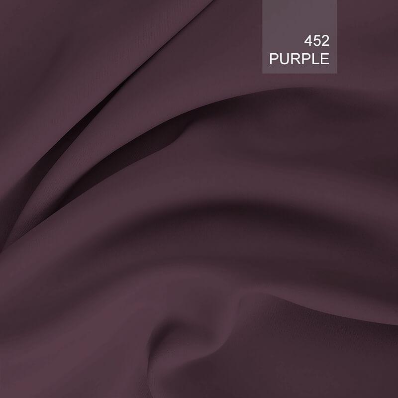 Tkanina zaciemniająca blackout purple452