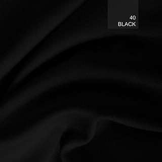 Tkanina zaciemniająca blackout black40