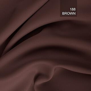 Tkanina zaciemniająca blackout brown188