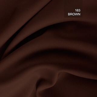 Tkanina zaciemniająca blackout brown183