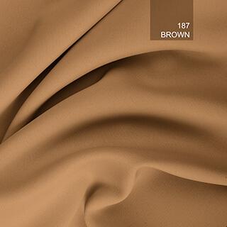Tkanina zaciemniająca blackout brown187