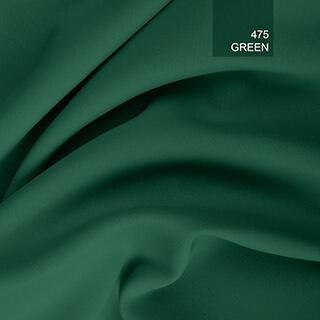 Tkanina zaciemniająca blackout green475