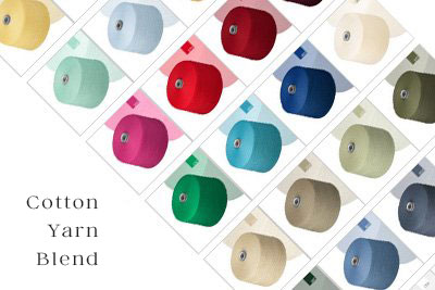 Cotton-yarn-blend